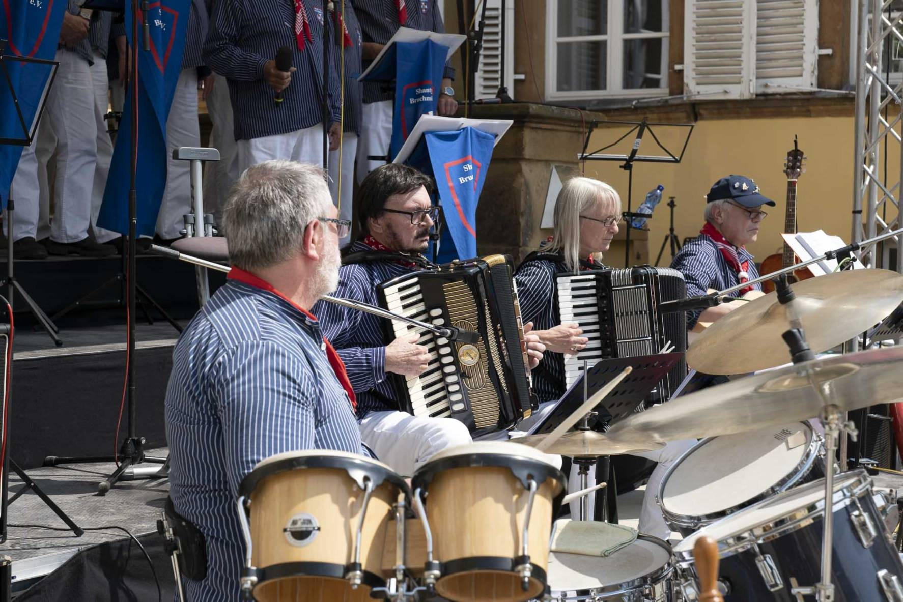 Sailorband in Diestedde